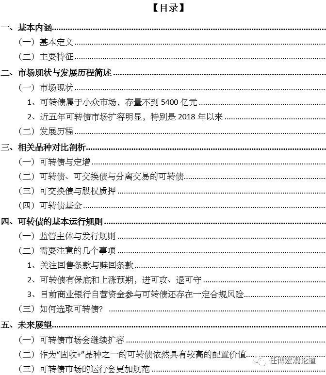 电银付(dianyinzhifu.com):'可转债'剖析手册 第1张