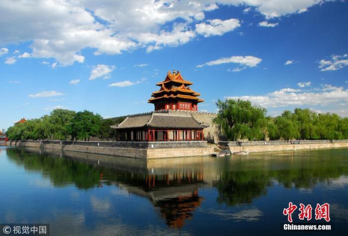 """空气变好!北京PM2.5年均浓度首次实现""""30+"""""""