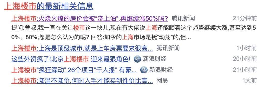"""上海楼市火爆背后:中介房东联手""""做价"""""""
