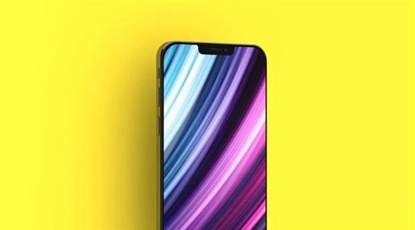 最新消息称iPhone 13刘海变小:CMOS迎来大升级!