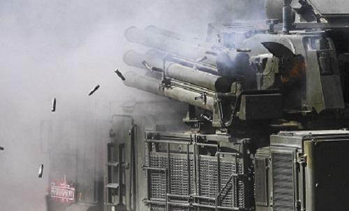 英媒:美军从利比亚完整偷走一套俄罗斯铠甲防空导弹系统 借口防恐怖袭击