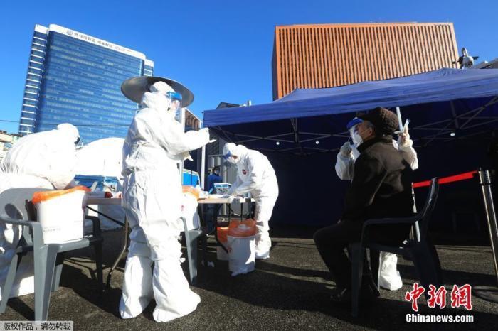 韩国26日、27日分别启动阿斯利康和辉瑞疫苗接种