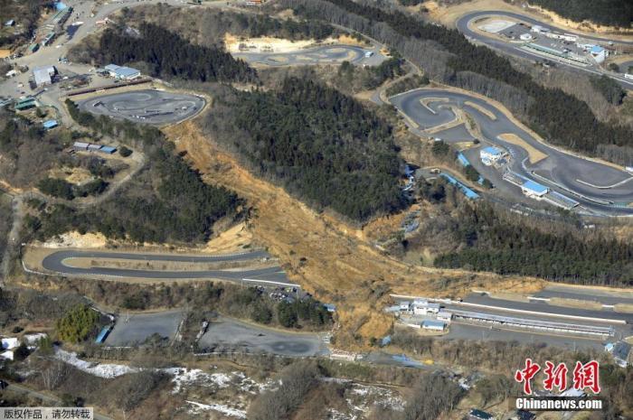 日本福岛核电站仪器故障 未及时录得地震数据