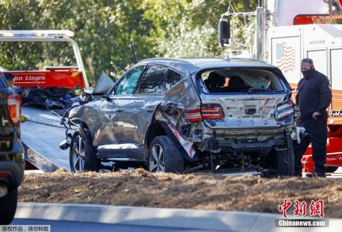 高尔夫球名将泰格伍兹发生车祸 究竟怎么回事?泰格伍兹最新情况怎么样?