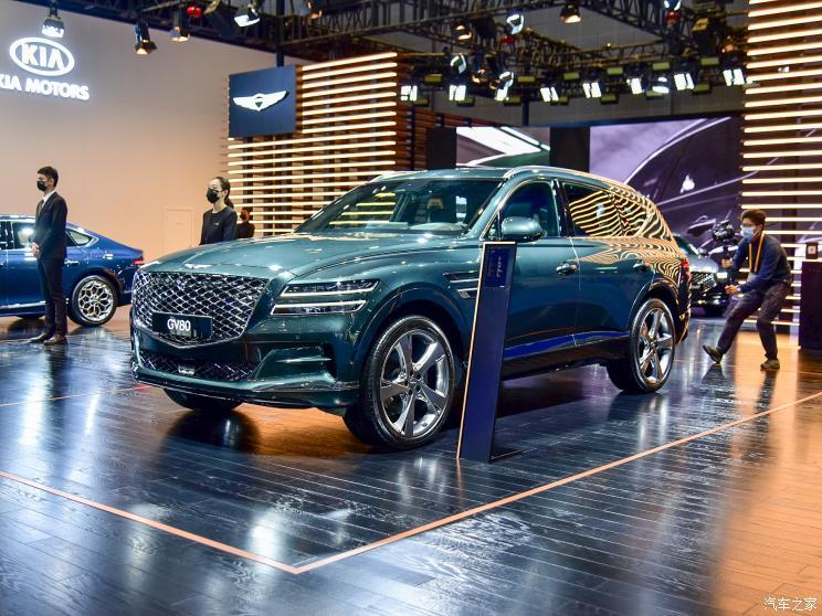 新高端品牌入华 捷尼赛思将发布两新车