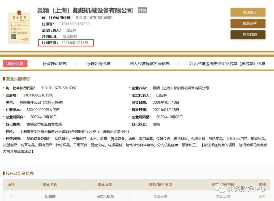 """哈焊华通IPO:信披数据""""打架"""",大客户突然注销似有隐情"""