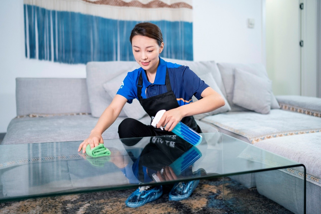 """大众工匠深度洞察用户需求,在深圳创新推出""""2小时保洁服务"""""""