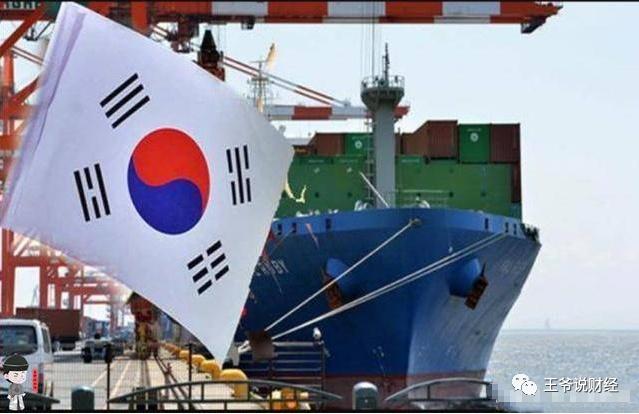 1季度,韩国贸易顺差104亿美元!和美国58亿,和印度22亿,和中国呢?