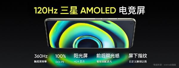 冲破千元机天花板!realme Q3 Pro亮相:天玑1100+120Hz电竞屏