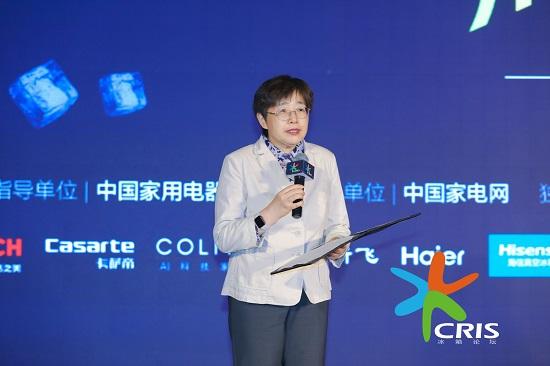 中国家用电器协会秘书长 王雷