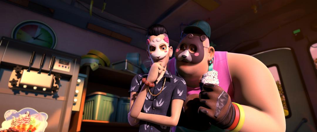 动画电影《摇摆神探》6月1日儿童节全国超前点映:童年欢乐回来了