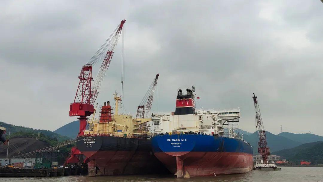 """印度疫情引舟山修船市场""""震荡"""":外轮进不来,船厂接单难 如何逆境求存?"""