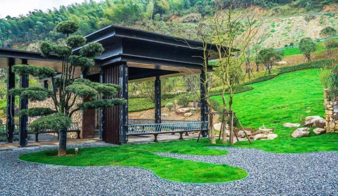 东方园林精心打造赤黄公路,美轮美奂的四季风景尽收眼底