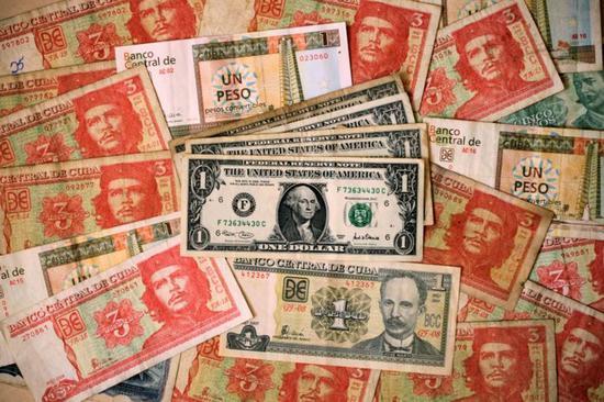 重磅消息!古巴宣布将暂停接受美元现金存款,美元黑市价格已升至官方汇率两倍多