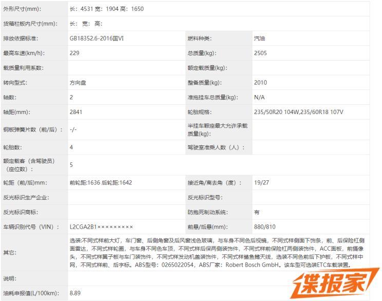 今晚新款捷豹XFL/揽胜极光L将上市/首发