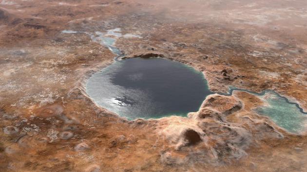 为啥火星水很少?最新勘测显示大气水分流失严重