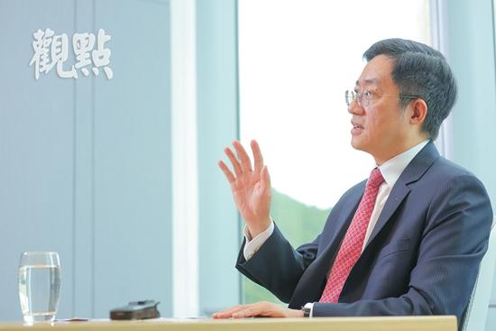 赵锦权与观点对话:我眼中的内地、香港与戴德梁行-房产频道-和讯网