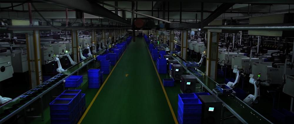 """黑灯工厂、无人工厂只是巨头进军工业互联网的""""样板间""""?"""