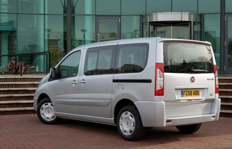 Stellantis将在俄罗斯生产菲亚特Scudo厢式车