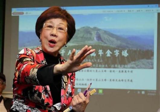 台媒:吕秀莲狠批台当局拒绝接受3000万剂疫苗,让民众当台产疫苗白老鼠