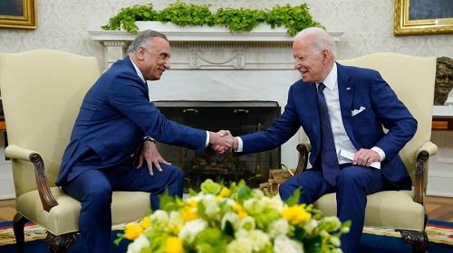 美媒:拜登宣布美军准备从伊拉克走人 时间定在今年年底