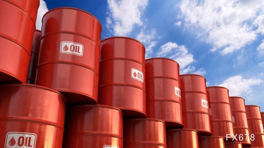 INE原油收窄涨幅,尽管全球供需趋紧,但存在局部宽松