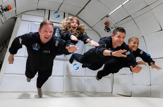 """视频行业迎来""""太空盛宴"""":Netflix将拍SpaceX载人飞行纪录片"""