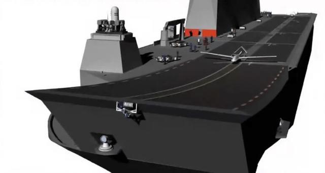 撞网着舰!土耳其无人机航母独特起降方式曝光,专家:不得已的办法