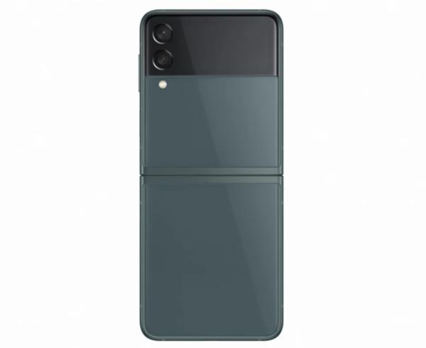 三星Galaxy Z Flip3细节曝光:采用120Hz高刷屏 电池只有3300mAh