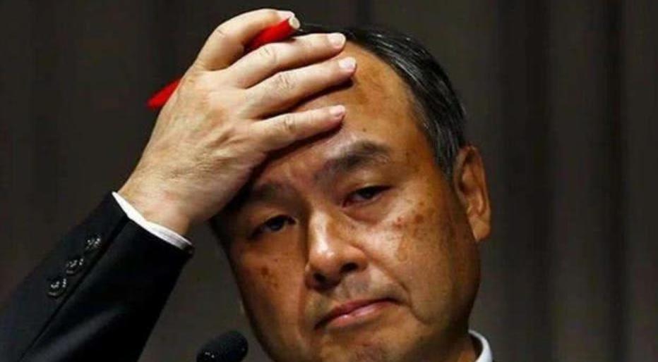 投资比重悄悄缩减50%后,孙正义要退出中国!