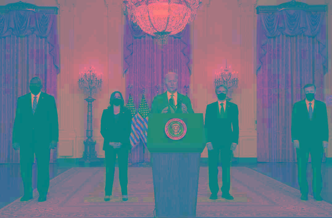 """与拜登唱反调?美防长奥斯汀:前往喀布尔机场的美国人""""遭塔利班骚扰、殴打"""""""