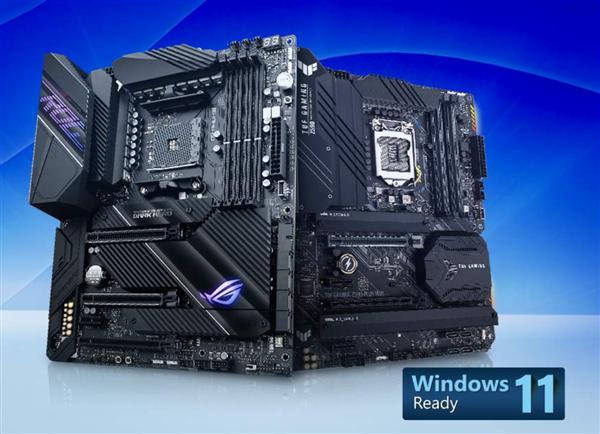 6年前的华硕主板升级BIOS 6/7代酷睿也能装Win11了