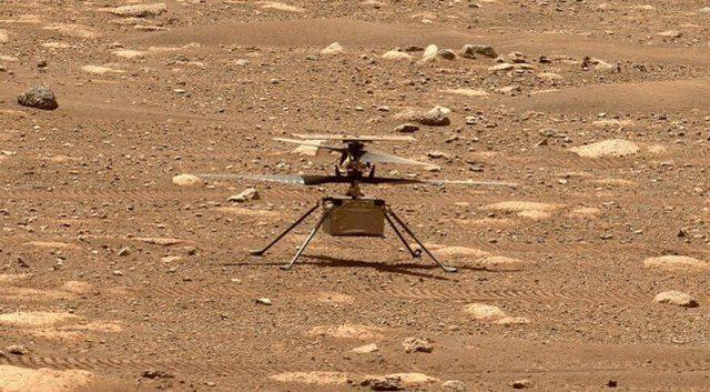 """又""""找亲戚""""了?美媒称中国火星无人机长得跟NASA的""""惊人相似"""""""