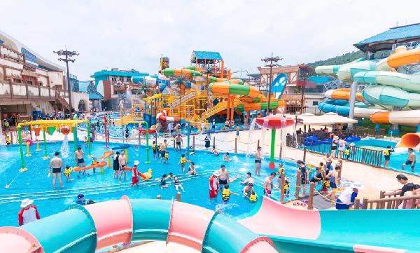 佳兆业国际乐园两大主题场馆开业 打造海滩度假目的地