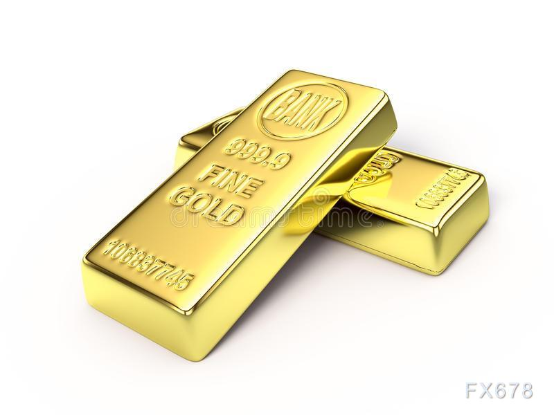 黄金交易提醒:CPI疲软缩减担忧稍退,金价破千八还能涨吗?