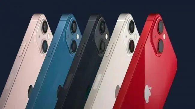 热搜第一!苹果官网崩了!iPhone13被秒光,粉色款遭抢空...连夜补货!加量不加价真香?
