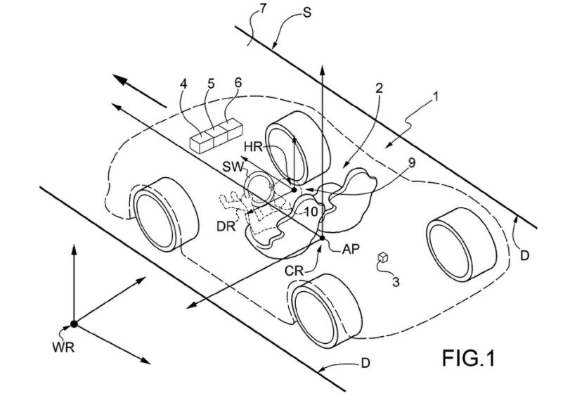 法拉利新专利:新智能头盔