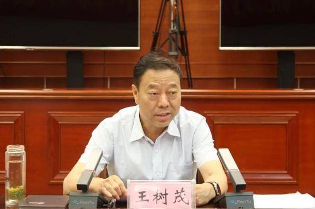 河南省高院常务副院长王树茂,投案自首