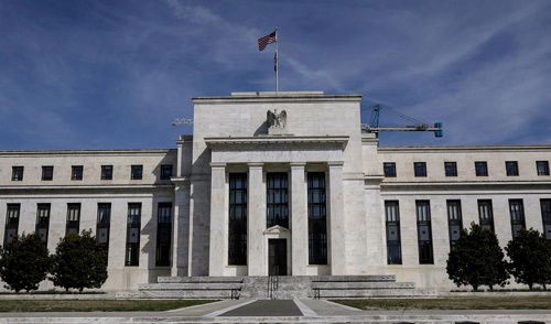 路透:美联储笃定开始关闸货币放水 减买国债后加息跟上
