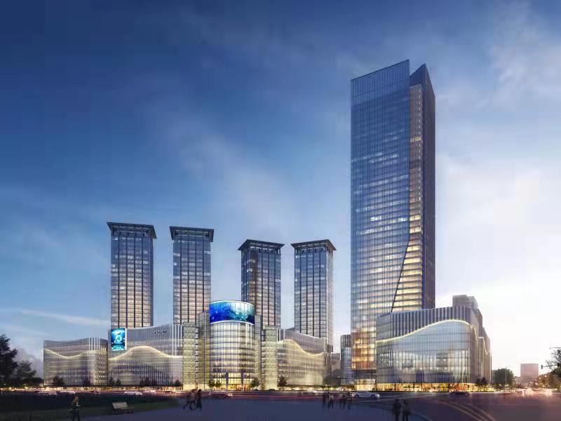 广东51亿元打造超大型二手车交易综合体